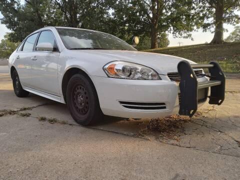 2011 Chevrolet Impala for sale at Crispin Auto Sales in Urbana IL