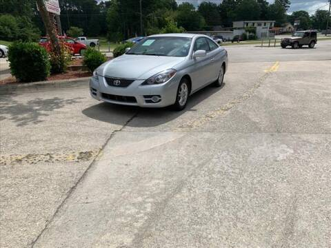 2007 Toyota Camry Solara for sale at Kelly & Kelly Auto Sales in Fayetteville NC
