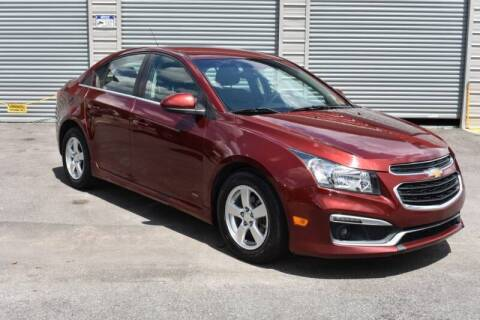 2015 Chevrolet Cruze for sale at Mix Autos in Orlando FL