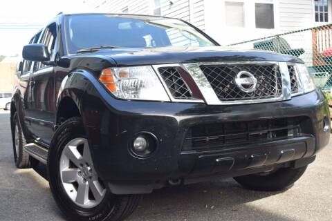 2012 Nissan Pathfinder for sale at VNC Inc in Paterson NJ