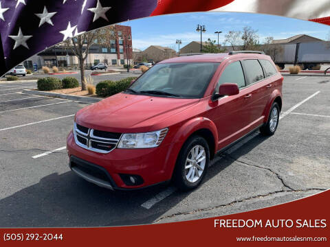 2015 Dodge Journey for sale at Freedom Auto Sales in Albuquerque NM