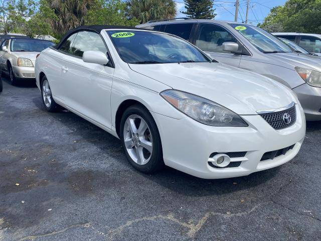 2008 Toyota Camry Solara for sale at Mike Auto Sales in West Palm Beach FL