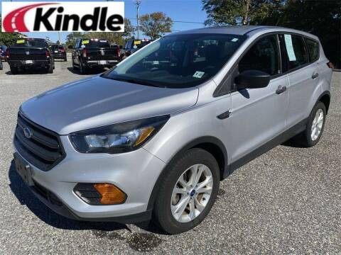 2018 Ford Escape for sale at Kindle Auto Plaza in Cape May Court House NJ