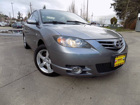 2005 Mazda MAZDA3 for sale at A1 Group Inc in Portland OR