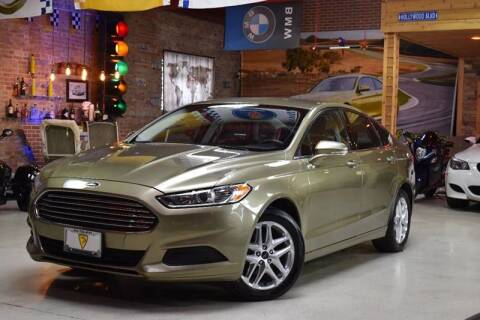 2013 Ford Fusion for sale at Chicago Cars US in Summit IL