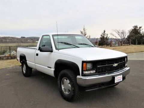 1998 Chevrolet C/K 1500 Series for sale at Sevierville Autobrokers LLC in Sevierville TN