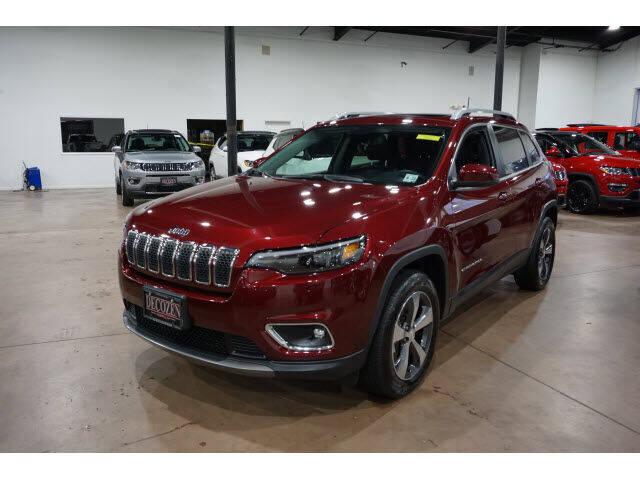 2019 Jeep Cherokee 4x4 Limited 4dr SUV - Montclair NJ
