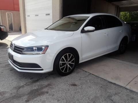 2017 Volkswagen Jetta for sale at RICKY'S AUTOPLEX in San Antonio TX