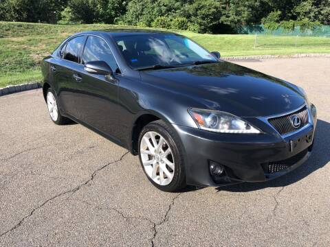 2011 Lexus IS 250 for sale at Lenders Auto Group in Hillside NJ