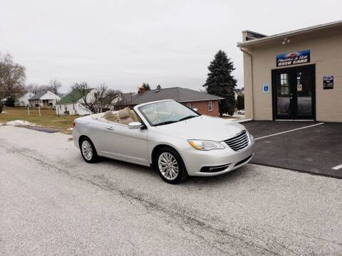 2011 Chrysler 200 Convertible for sale at Hackler & Son Used Cars in Red Lion PA