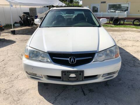 2003 Acura TL for sale at Mego Motors in Orlando FL