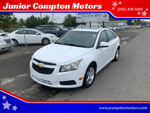 2011 Chevrolet Cruze for sale at Junior Compton Motors in Albertville AL