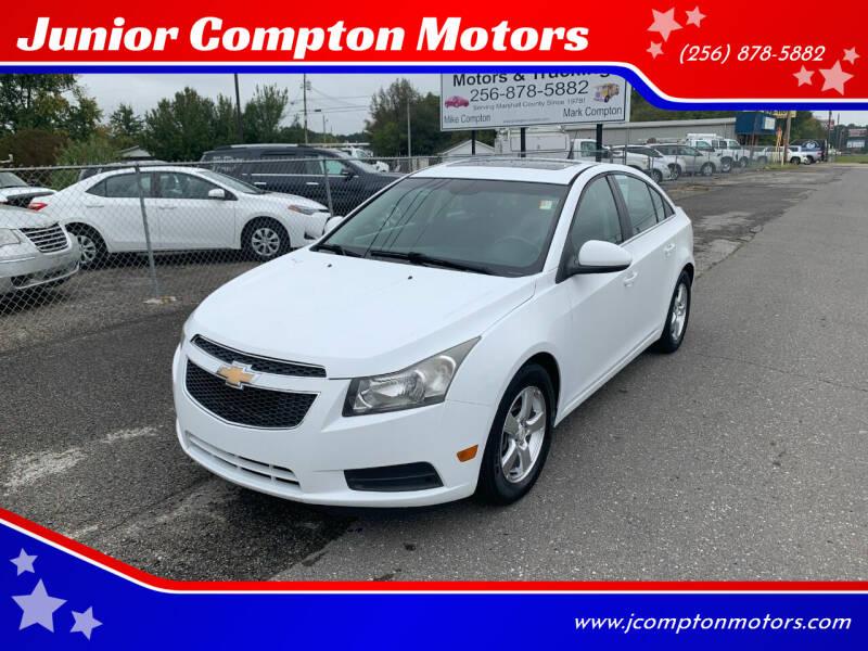 2011 Chevrolet Cruze for sale at Junior Compton Motors in Albertville AL