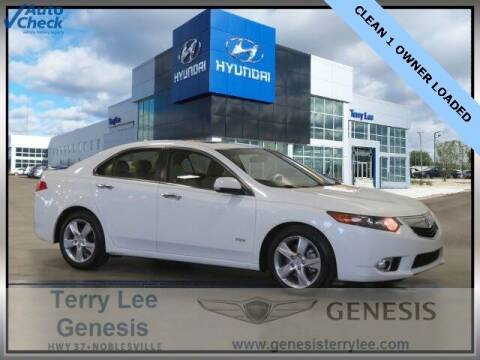 2012 Acura TSX for sale at Terry Lee Hyundai in Noblesville IN