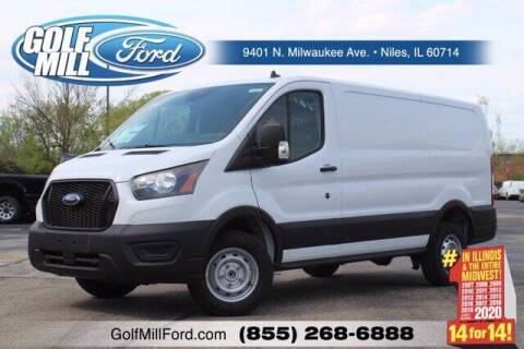2021 Ford Transit Cargo for sale at Hawk Ford of St. Charles in St Charles IL