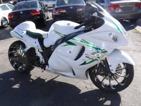 2013 Suzuki Hayabusa for sale at LEGACY MOTORS INC in New Port Richey FL