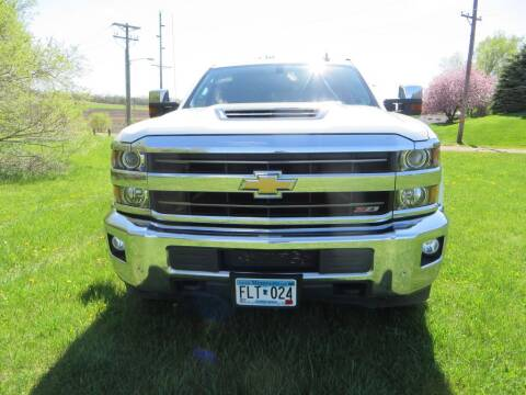 2019 Chevrolet Silverado 2500HD for sale at The Car Lot in New Prague MN