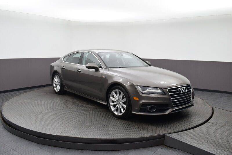 2012 Audi A7 for sale at M & I Imports in Highland Park IL