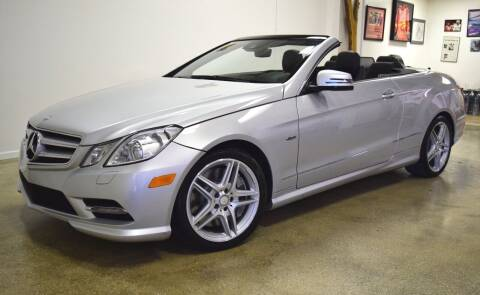 2012 Mercedes-Benz E-Class for sale at Thoroughbred Motors in Wellington FL