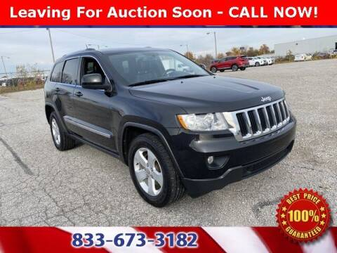 2012 Jeep Grand Cherokee for sale at Glenbrook Dodge Chrysler Jeep Ram and Fiat in Fort Wayne IN