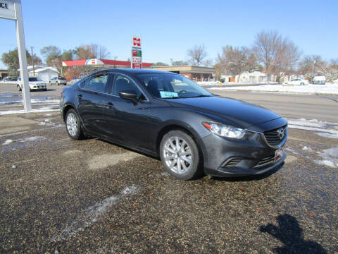 2016 Mazda MAZDA6 for sale at Padgett Auto Sales in Aberdeen SD