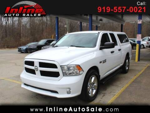 2016 RAM Ram Pickup 1500 for sale at Inline Auto Sales in Fuquay Varina NC