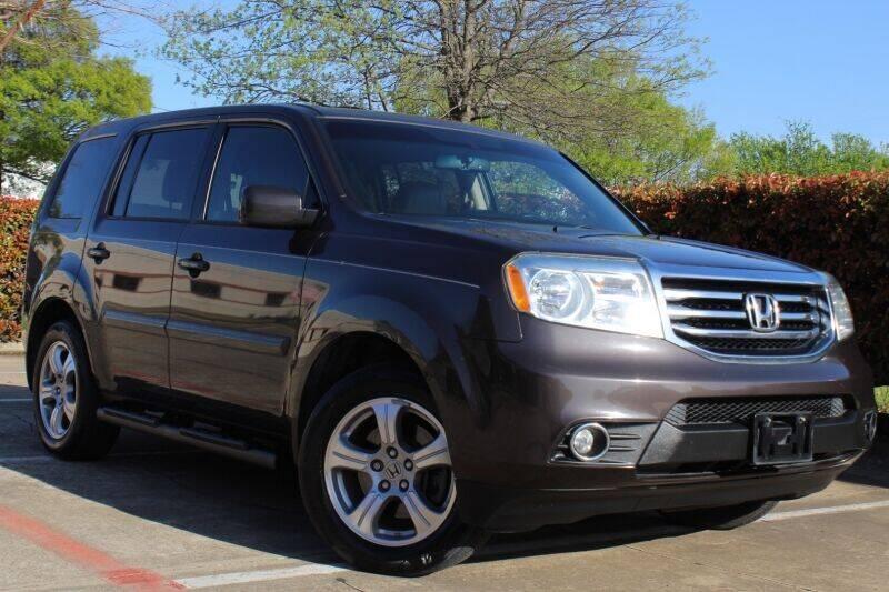 2012 Honda Pilot for sale at DFW Universal Auto in Dallas TX