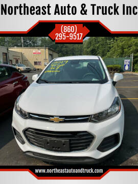 2019 Chevrolet Trax for sale at Northeast Auto & Truck Inc in Marlborough CT