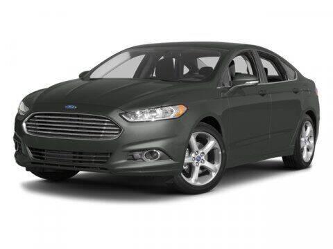 2013 Ford Fusion for sale at DUNCAN SUZUKI in Pulaski VA