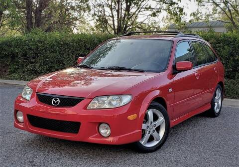 2002 Mazda Protege5 for sale at Carfornia in San Jose CA