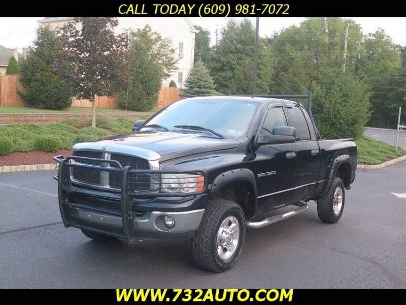 2004 Dodge Ram Pickup 2500 for sale at Absolute Auto Solutions in Hamilton NJ