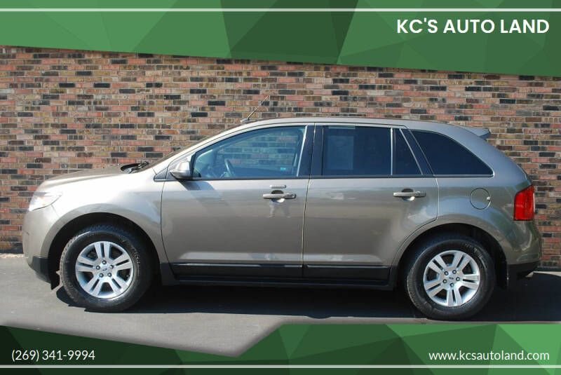 2013 Ford Edge for sale at KC'S Auto Land in Kalamazoo MI