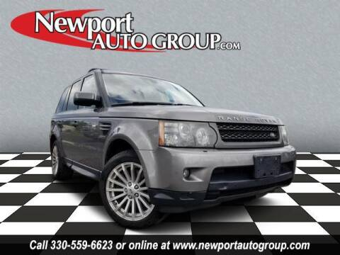 2011 Land Rover Range Rover Sport for sale at Newport Auto Group in Austintown OH