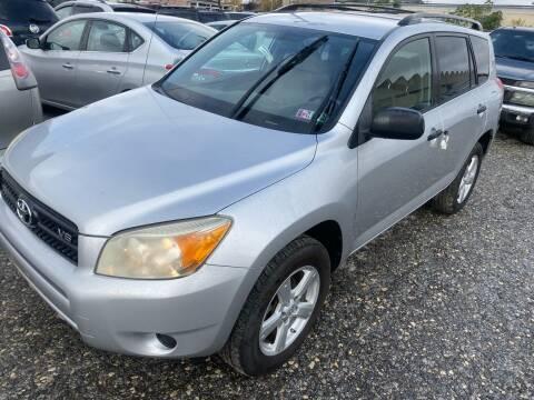 2006 Toyota RAV4 for sale at Philadelphia Public Auto Auction in Philadelphia PA