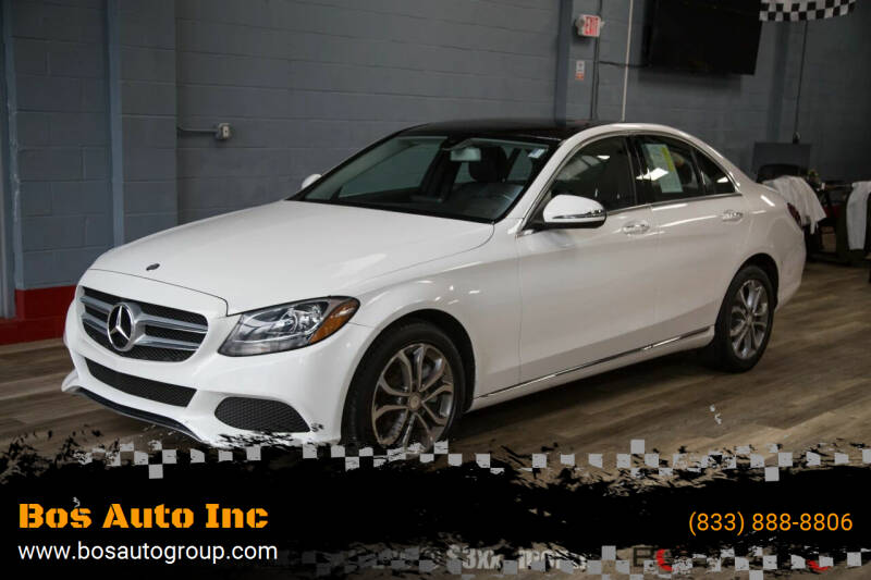 2016 Mercedes-Benz C-Class for sale at Bos Auto Inc in Quincy MA