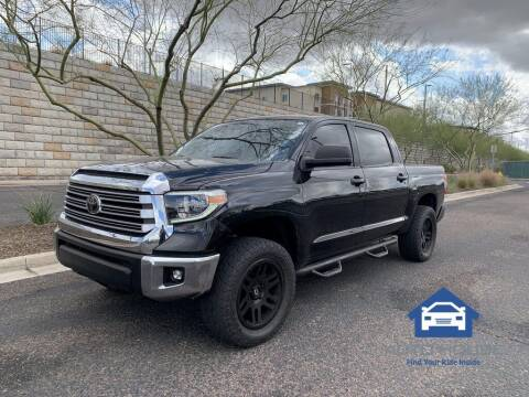 2018 Toyota Tundra for sale at AUTO HOUSE TEMPE in Tempe AZ