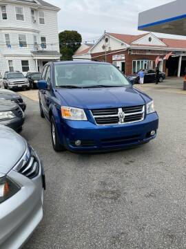 2010 Dodge Caravan for sale at Tony's Gas & Repair Auto Sales in Fall River MA