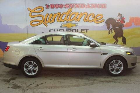 2017 Ford Taurus for sale at Sundance Chevrolet in Grand Ledge MI