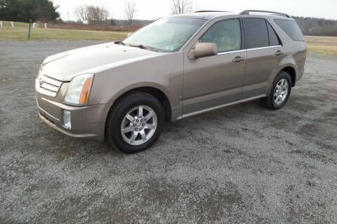 2006 Cadillac SRX for sale at WESTERN RESERVE AUTO SALES in Beloit OH