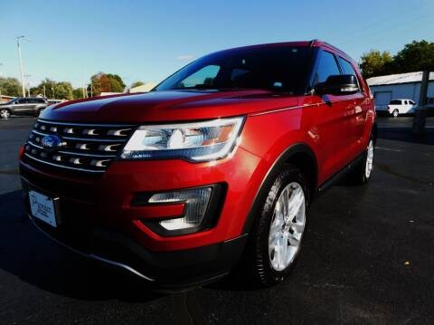 2016 Ford Explorer for sale at PREMIER AUTO SALES in Carthage MO