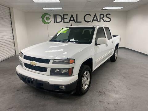 2011 Chevrolet Colorado for sale at Ideal Cars Atlas in Mesa AZ