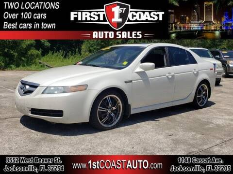 2006 Acura TL for sale at 1st Coast Auto -Cassat Avenue in Jacksonville FL