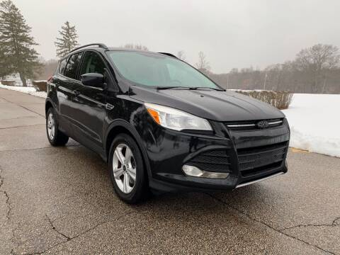 2014 Ford Escape for sale at 100% Auto Wholesalers in Attleboro MA