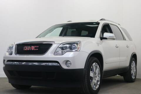2010 GMC Acadia for sale at Clawson Auto Sales in Clawson MI