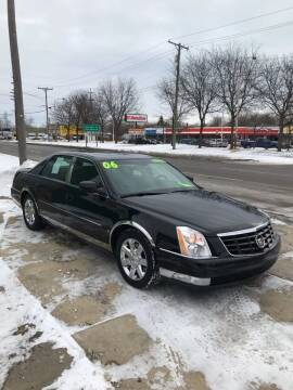 2006 Cadillac DTS for sale at MICHAEL'S AUTO SALES in Mount Clemens MI