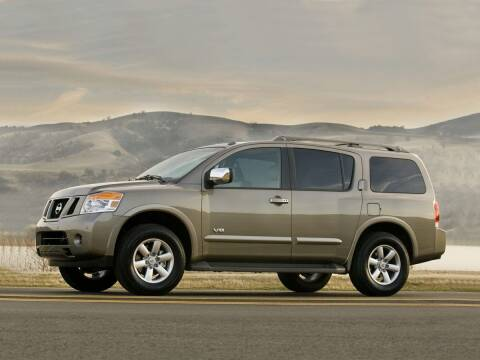 2009 Nissan Armada for sale at Infiniti Stuart in Stuart FL