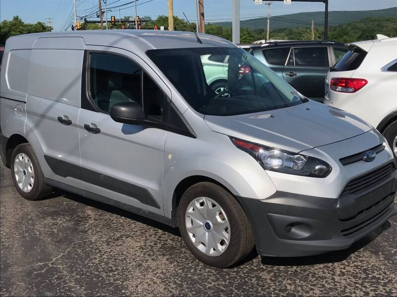 2017 Ford Transit Connect Cargo for sale at Rinaldi Auto Sales Inc in Taylor PA