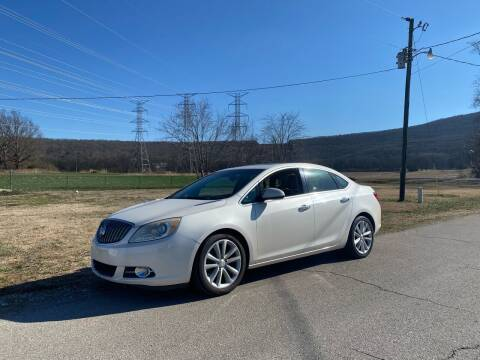 2012 Buick Verano for sale at Tennessee Valley Wholesale Autos LLC in Huntsville AL
