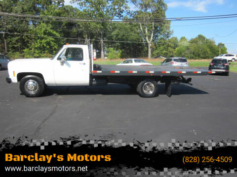 1978 Chevrolet C/K 3500 Series for sale at Barclay's Motors in Conover NC