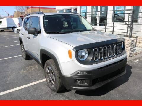 2017 Jeep Renegade for sale at AUTO POINT USED CARS in Rosedale MD